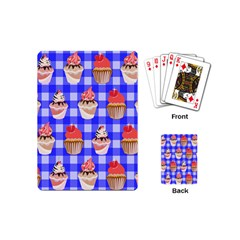 Cake Pattern Playing Cards (mini)