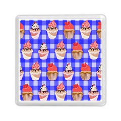 Cake Pattern Memory Card Reader (square)  by Nexatart