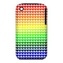 Rainbow Love Iphone 3s/3gs