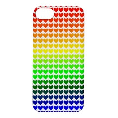Rainbow Love Apple Iphone 5s/ Se Hardshell Case