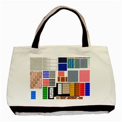 Texture Package Basic Tote Bag