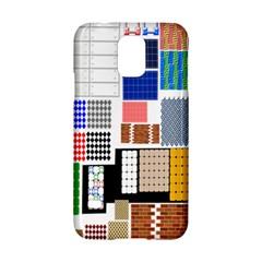 Texture Package Samsung Galaxy S5 Hardshell Case  by Nexatart