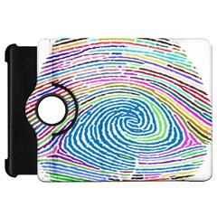 Prismatic Fingerprint Kindle Fire Hd 7