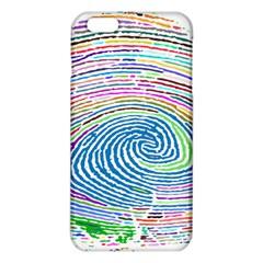 Prismatic Fingerprint Iphone 6 Plus/6s Plus Tpu Case