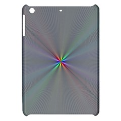 Square Rainbow Apple Ipad Mini Hardshell Case