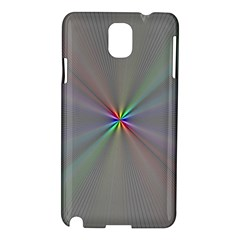 Square Rainbow Samsung Galaxy Note 3 N9005 Hardshell Case