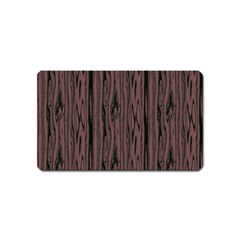 Grain Woody Texture Seamless Pattern Magnet (name Card) by Nexatart
