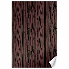 Grain Woody Texture Seamless Pattern Canvas 12  X 18