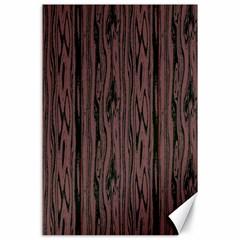 Grain Woody Texture Seamless Pattern Canvas 24  X 36