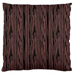 Grain Woody Texture Seamless Pattern Standard Flano Cushion Case (one Side) by Nexatart