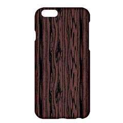 Grain Woody Texture Seamless Pattern Apple Iphone 6 Plus/6s Plus Hardshell Case by Nexatart