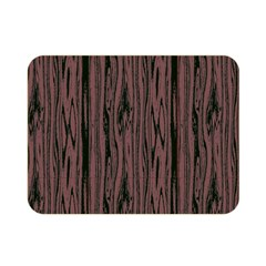 Grain Woody Texture Seamless Pattern Double Sided Flano Blanket (mini)  by Nexatart