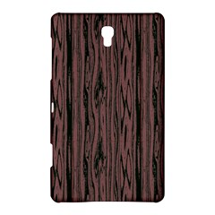 Grain Woody Texture Seamless Pattern Samsung Galaxy Tab S (8 4 ) Hardshell Case