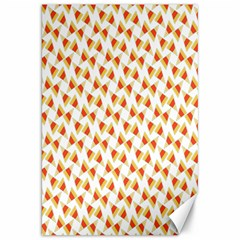Candy Corn Seamless Pattern Canvas 20  X 30   by Nexatart