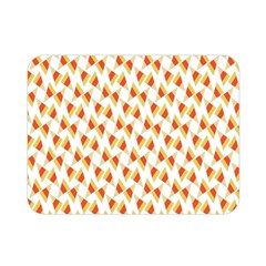 Candy Corn Seamless Pattern Double Sided Flano Blanket (mini)  by Nexatart