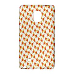 Candy Corn Seamless Pattern Galaxy Note Edge