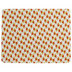 Candy Corn Seamless Pattern Jigsaw Puzzle Photo Stand (rectangular)