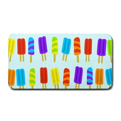 Popsicle Pattern Medium Bar Mats