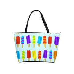 Popsicle Pattern Shoulder Handbags by Nexatart
