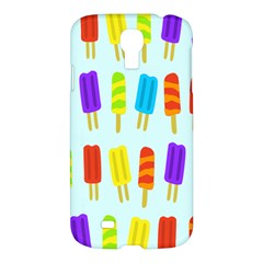 Popsicle Pattern Samsung Galaxy S4 I9500/i9505 Hardshell Case by Nexatart