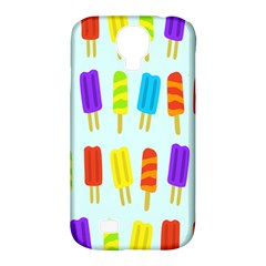 Popsicle Pattern Samsung Galaxy S4 Classic Hardshell Case (pc+silicone)