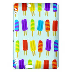 Popsicle Pattern Kindle Fire Hdx Hardshell Case