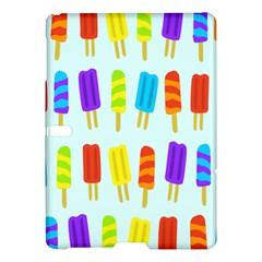 Popsicle Pattern Samsung Galaxy Tab S (10 5 ) Hardshell Case  by Nexatart