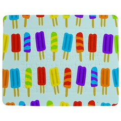 Popsicle Pattern Jigsaw Puzzle Photo Stand (rectangular)