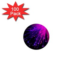 Big Bang 1  Mini Buttons (100 Pack)  by ValentinaDesign
