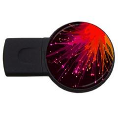 Big Bang Usb Flash Drive Round (2 Gb)