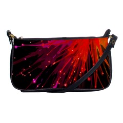 Big Bang Shoulder Clutch Bags by ValentinaDesign