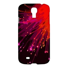 Big Bang Samsung Galaxy S4 I9500/i9505 Hardshell Case by ValentinaDesign