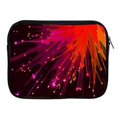 Big Bang Apple Ipad 2/3/4 Zipper Cases by ValentinaDesign
