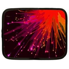 Big Bang Netbook Case (large) by ValentinaDesign
