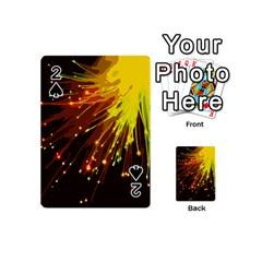 Big Bang Playing Cards 54 (mini)  by ValentinaDesign