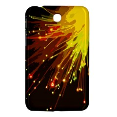 Big Bang Samsung Galaxy Tab 3 (7 ) P3200 Hardshell Case  by ValentinaDesign