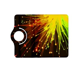 Big Bang Kindle Fire Hd (2013) Flip 360 Case by ValentinaDesign