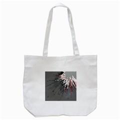 Big Bang Tote Bag (white) by ValentinaDesign