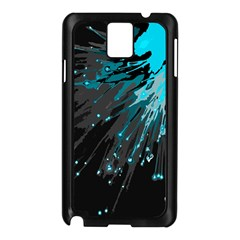 Big Bang Samsung Galaxy Note 3 N9005 Case (black) by ValentinaDesign