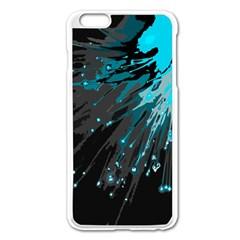 Big Bang Apple Iphone 6 Plus/6s Plus Enamel White Case by ValentinaDesign