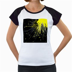 Big Bang Women s Cap Sleeve T by ValentinaDesign