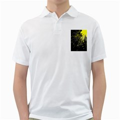 Big Bang Golf Shirts by ValentinaDesign