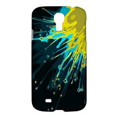 Big Bang Samsung Galaxy S4 I9500/i9505 Hardshell Case by ValentinaDesign