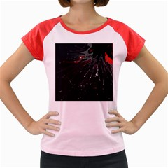 Big Bang Women s Cap Sleeve T Shirt by ValentinaDesign