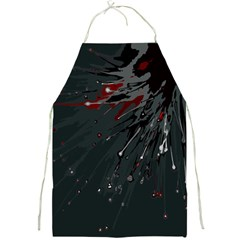 Big Bang Full Print Aprons by ValentinaDesign