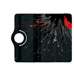 Big Bang Kindle Fire Hdx 8 9  Flip 360 Case by ValentinaDesign