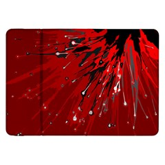 Big Bang Samsung Galaxy Tab 8 9  P7300 Flip Case by ValentinaDesign