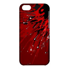 Big Bang Apple Iphone 5c Hardshell Case by ValentinaDesign