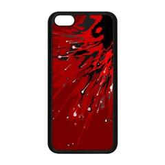 Big Bang Apple Iphone 5c Seamless Case (black) by ValentinaDesign