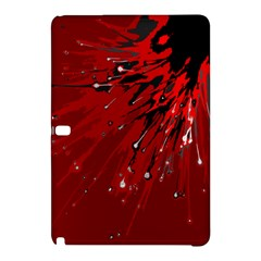 Big Bang Samsung Galaxy Tab Pro 12 2 Hardshell Case by ValentinaDesign